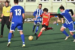 Osek - Sousedovice 3:2.