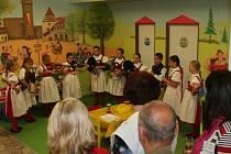 Nadační fond Zdeňky Žádníkové se dětem a personálu postaral o hezky veselé prostředí.