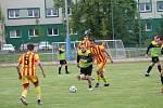 Fotbalová příprava: Junior Strakonice - Osek 2:2.