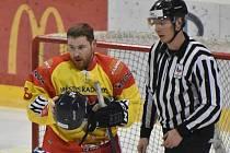 Radomyšl na cestě do semifinále vyřadila hokejisty Veselí, ale do finále se neprobojovala, vypadla s Krumlovem.