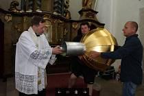 Oprava kostela v Paštikách stála přes dvacet milionů korun.