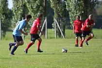 Pokračoval fotbalový okres na Strakonicku. Ilustrační foto.