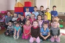 Mateřská škola ve Štěkni.