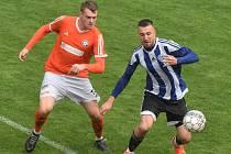 Víkend opět přinese řadu zajímavých fotbalových duelů. Ilustrační foto.