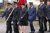 Dobrovolní hasiči z Katovic.