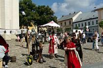 Kašperské Hory ožily svátečním ruchem.