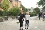 První školní den ve Vodňanech na ZŠ Bavorovská
