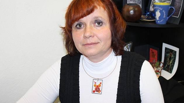 Ředitelka DDM Strakonice Iva Šrámková.