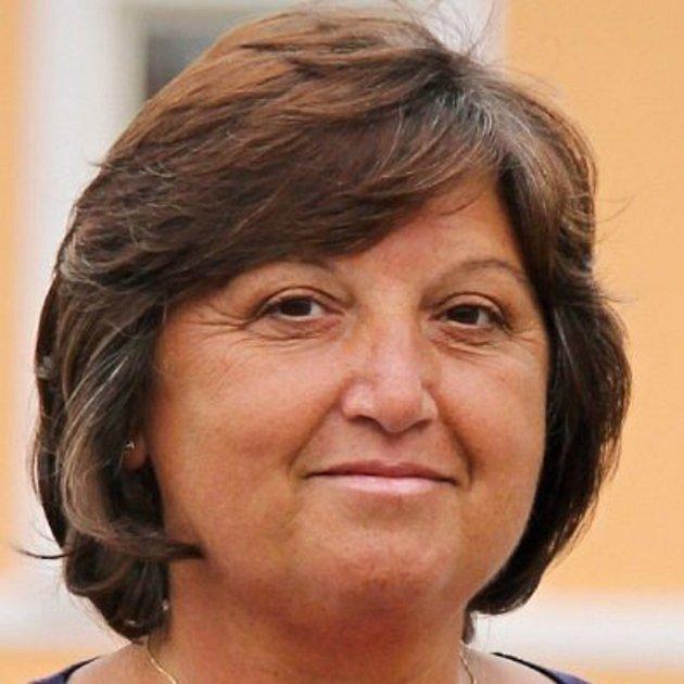 Květoslava Louženská, 59let, ODS