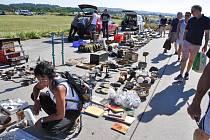Setkání příznivců hasičské techniky se uskutečnilo v sobotu 29. června na letišti v Tchořovicích u Blatné.