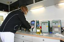 Mobilní laboratoř pro zjišťování kvality pohonných hmot