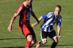 Fotbalový KP: Blatná - Hluboká 1:1 (0:0). Foto: Jan Škrle