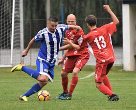 Junior Strakonice - Westra Sousedovice 2:5.