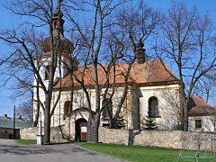 Kostel sv. Václava v Kadově