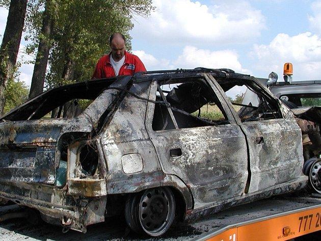 Nehoda s tragickými následky u Předslavic