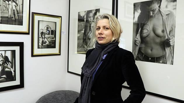Tereza z Davle vystavuje i ve Strakonicích.