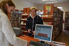 K 21. ročníku celostátní akce Týden knihoven se připojila také Šmidingerova knihovna ve Strakonicích.