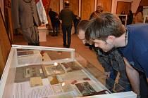 Prvními návštěvníky výstavy z období přelomu 19. a 20. století, tedy zániku Rakouska - Uherska, byli pedagogičtí pracovníci z Čech a Rakouska.