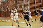 Superfinále zakončilo ročník Školské ligy v basketbale.