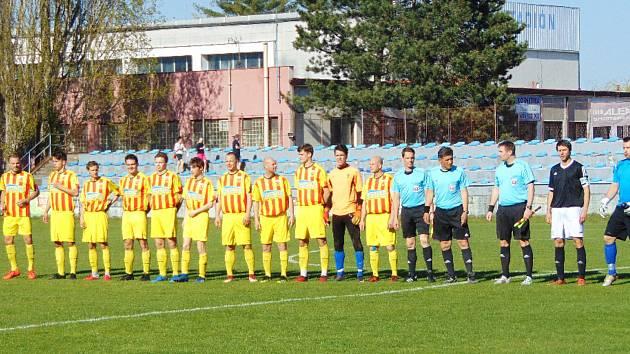 Fotbalová I.A třída: Junior Strakonice - Lokomotiva ČB 3:1.