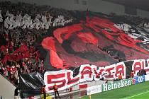 Strakoničtí fanoušci Slavie vyrazili na Union Berlín.