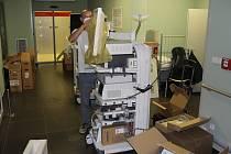 Nemocnice má novou laparoskopickou věž.