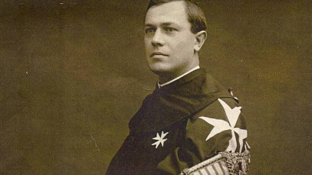 Převor Antonín Voráček