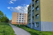 Obyvatelé strakonického sídliště Šumavská jsou opět bez dodávky teplé vody.
