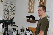 Již  druhý den otevřených dveří  v tomto roce proběhl v sobotu na  Střední  rybářské  škole ve Vodňanech.