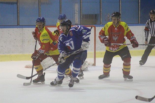 Radomyšl vstoupila do sezony vítězně. Ilustrační foto