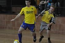 Vodňanská liga má v neděli na programu zápasy semifinále a o umístění.