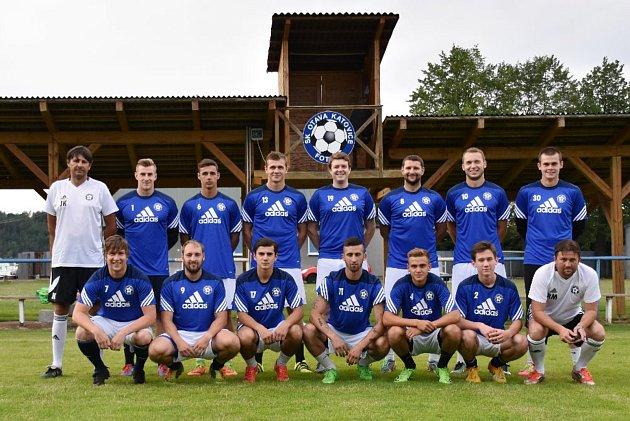 Účastník KP z Katovic zahájil přípravu na novou sezonu.