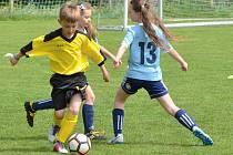 Pokračovaly mládežnické fotbalové soutěže na Strakonicku.