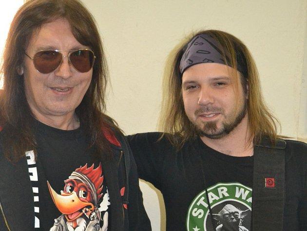 David Vaněk a Aleš Brichta