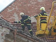 Výjezdy hasičů HZS Strakonice v úterý 31. března
