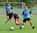 OR AŠSK Strakonice pořádala KK v minifotbale.