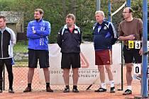 V Radomyšli se hrál zajímavý turnaj nohejbalových trojic z OP Strakonicka.