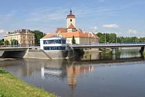 Most Jana Palacha.