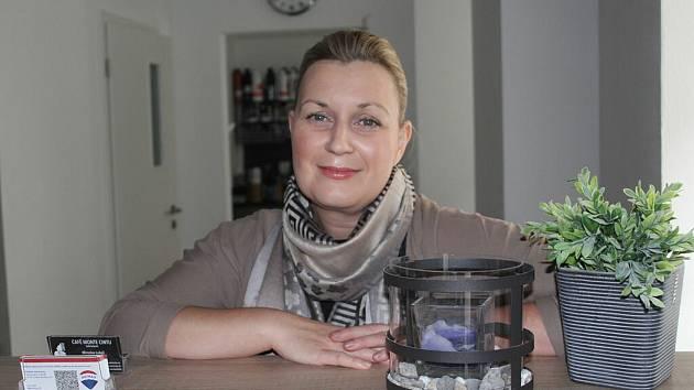 Strakonická kadeřnice Michaela Kučerová.