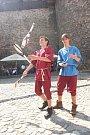 Strakonice - V pátek 25. srpna začaly oslavy 650 let města Strakonice. Více v programu.