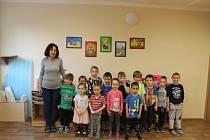 Smíšená třída - vila z MŠ Sluníčko - Neratovice