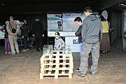 Unikátní technická památka byla v Mělníku k vidění pouze na jediný den, a to v neděli 7. dubna.