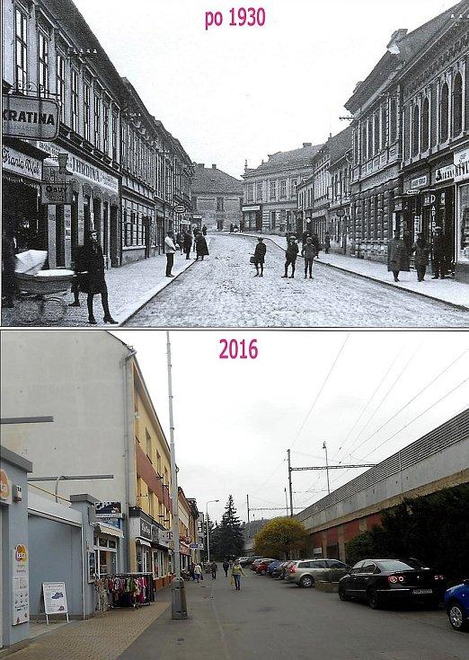 Ještě jednou Jungmannova ulice.