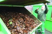 Mšenští  by se svozem mohli jednoduše zbavit například listí.