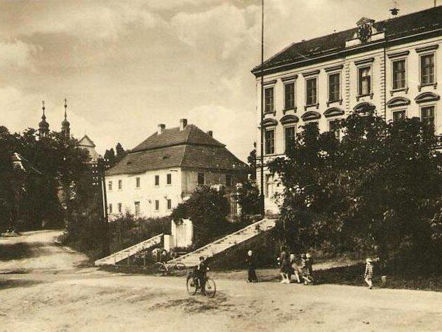 Historické fotografie, které se objeví v nové knize o Cítově.