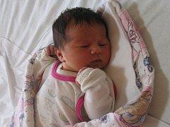 Denisa Švarcová se rodičům Veronice a Miroslavovi ze Starých Ouholic narodila v mělnické porodnici 13. ledna 2014, vážila 3,56 kg. Na sestřičku se těší 5letá Anna a 3letý Marek.