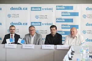 Deník s vámi aneb Setkání se starostou Kralup nad Vltavou.