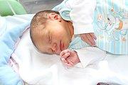LUKÁŠ NEDVĚD se rodičům Evě a Lukášovi z Kralup narodil v mělnické porodnici 30. ledna 2018, vážil 3,42 kg a měřil 50 cm.