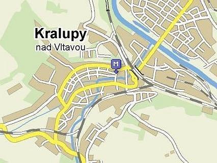 Kralupské muzeum se nachází v ulici Vrchlického 590/9