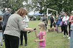 Na Mělnicku patřila sobota 6. června ve většině obcích dětem.
